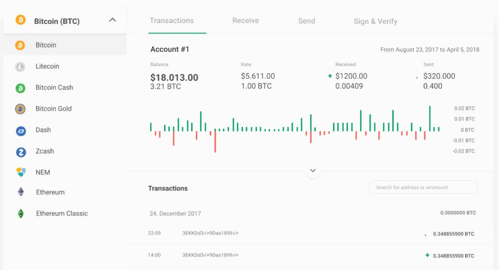 Trezor-Wallet-Browser-App-Transaktionen