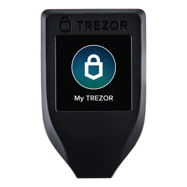 Trezor-Wallet-Model-T
