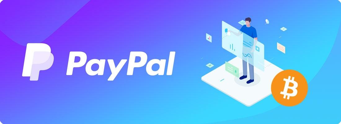 Bitcoin kaufen Paypal Banner