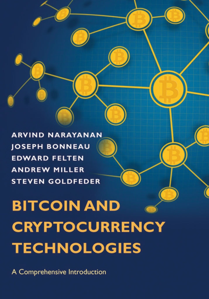 Bitcoin and Cryptocurrency Technologies Bitcoin Buch Krypto Buch