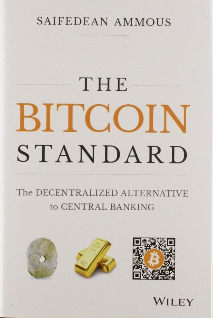 The Bitcoin Standard Bitcoin Buch Krypto Buch