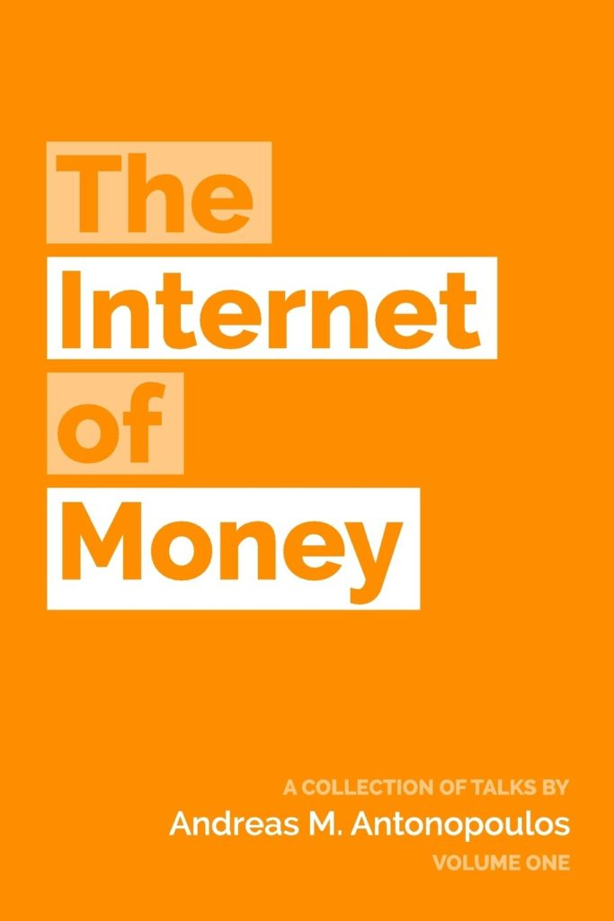 The Internet of Money Bitcoin Buch Krypto Buch