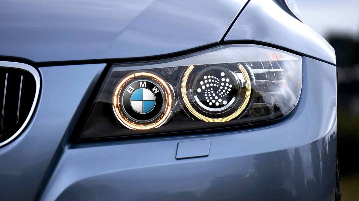 BMW IOTA Partnerschaft
