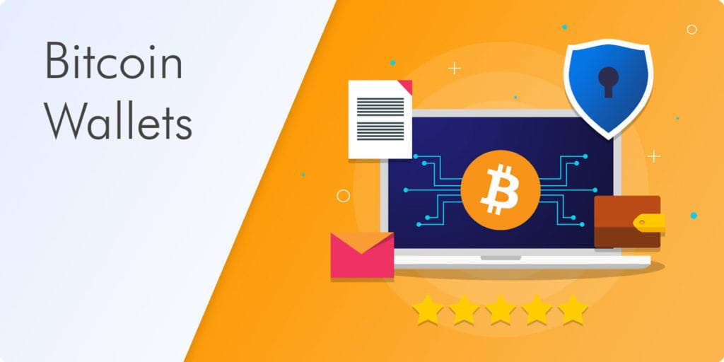 Bitcoin Wallet Banner
