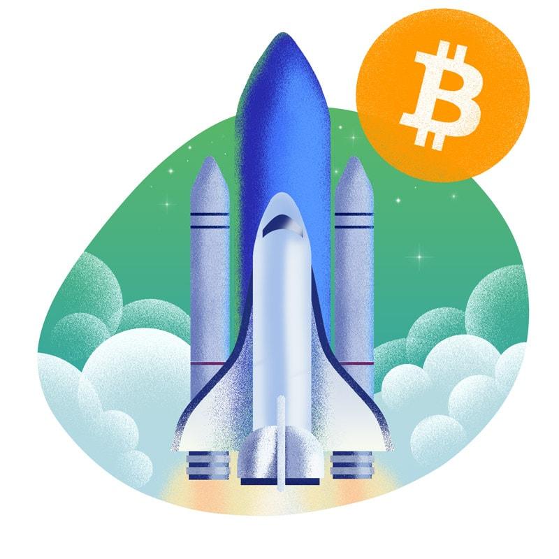 Bitcoin Kurs Anstieg