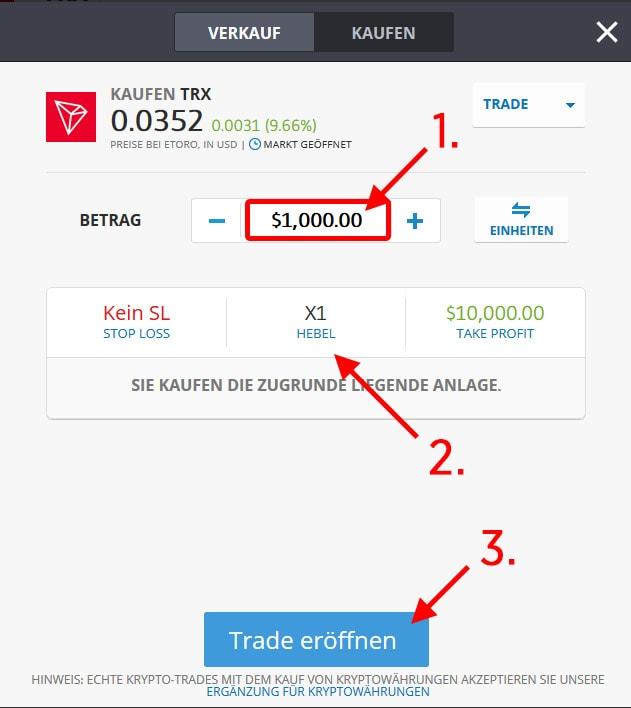 thron kaufen kryptowährung mehr margin crypto trading