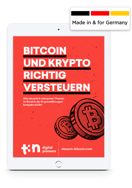 Bitcoin Steuern Guide