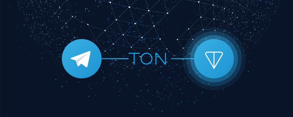 TON ICO GRAM Token