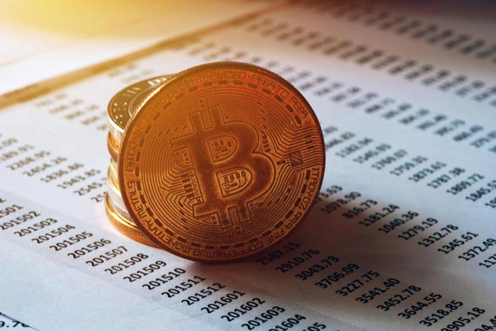 Bitcoin Transaktion