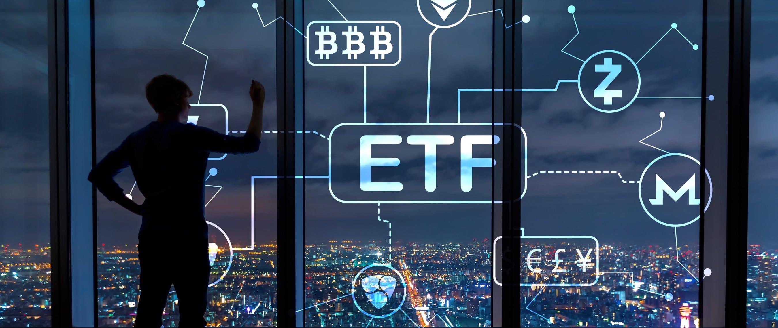 Bitcoin ETF Kryptowährungen