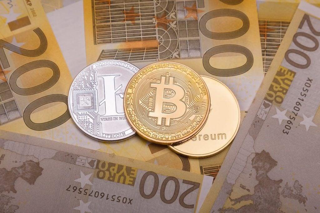Bitcoin Litecoin Ethereum als Kredit verleihen und Zinsen erhalten