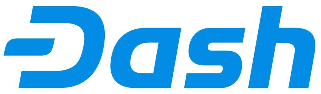Dash Kryptowährung - Logo