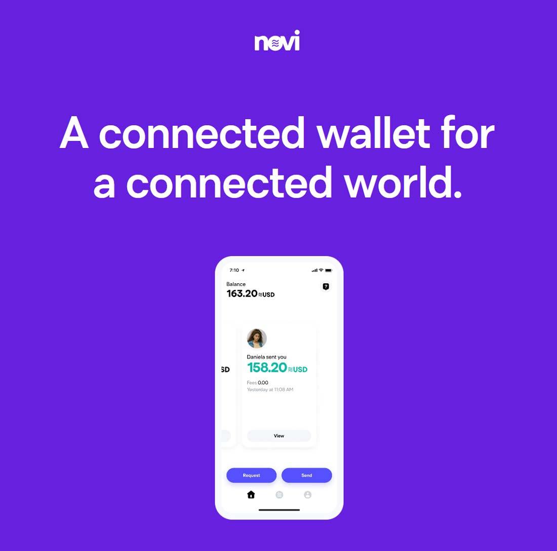 Einführung des Novi Wallets