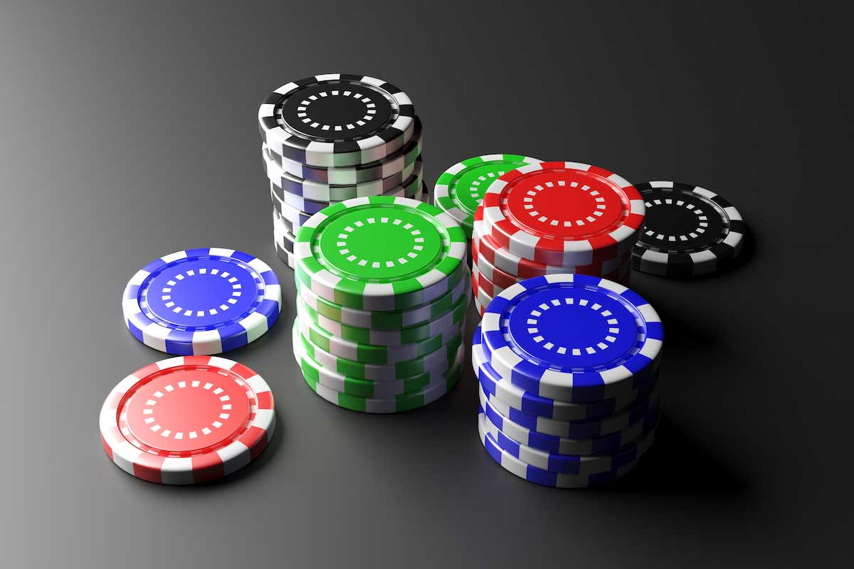 hunde spielen poker poster