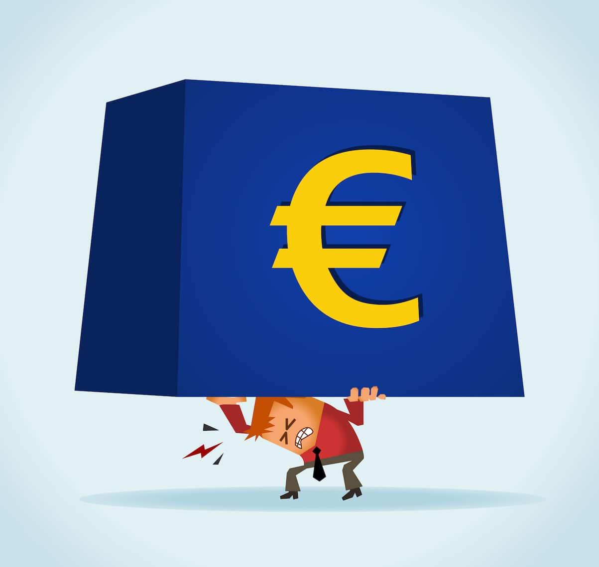 Was passiert beim Euro Crash?