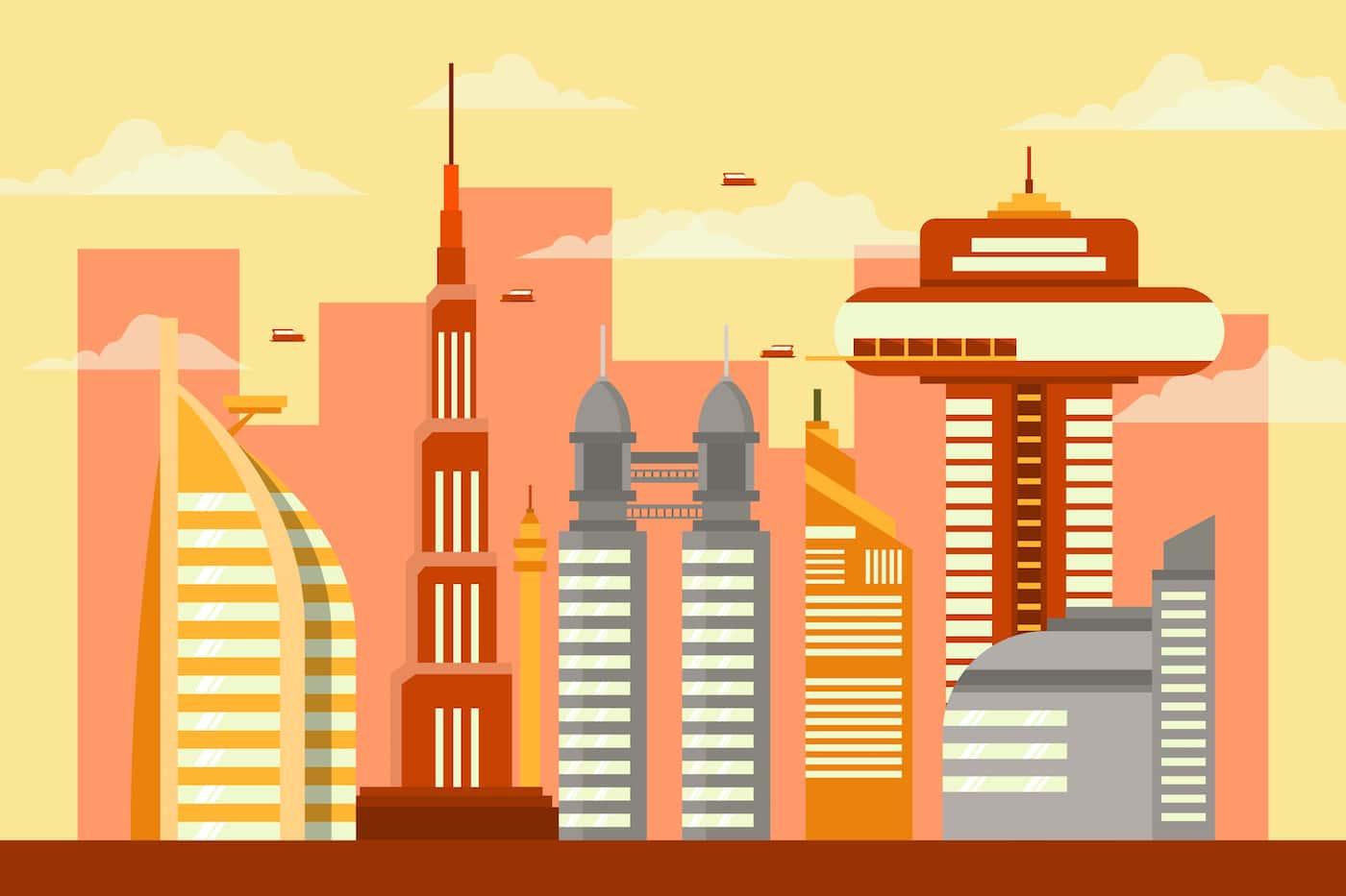 Smart City: Zukunft von Kryptowährungen
