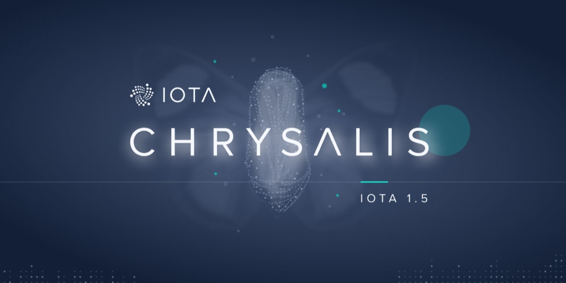 IOTA Chrysalis Logo