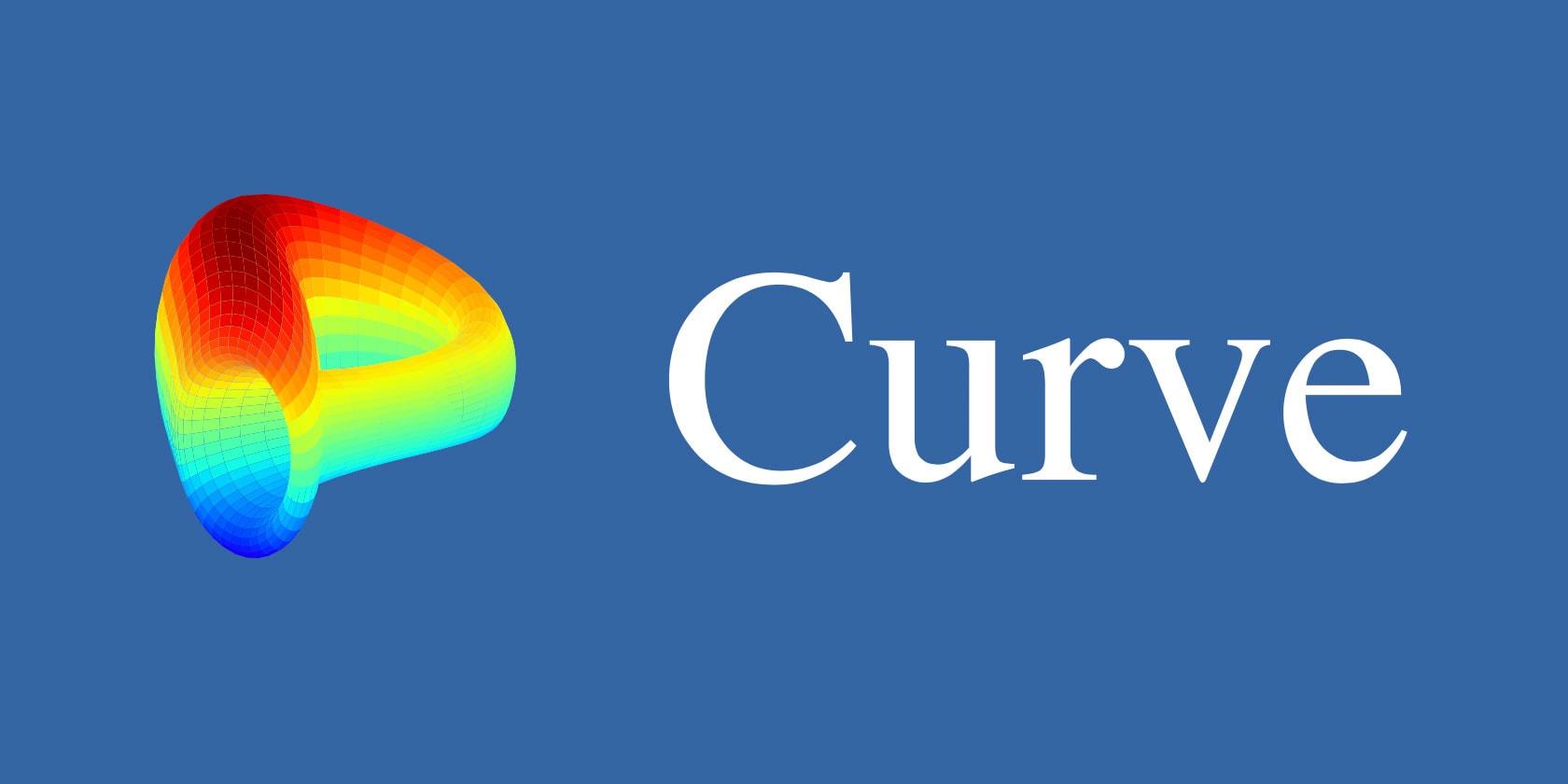 Curve Finance Logo