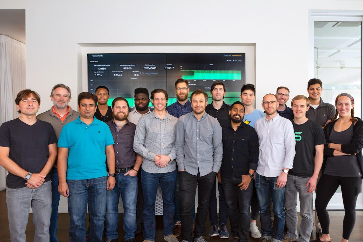 Solana Blockchain Team