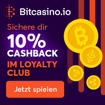 Bitcasino Banner Ad