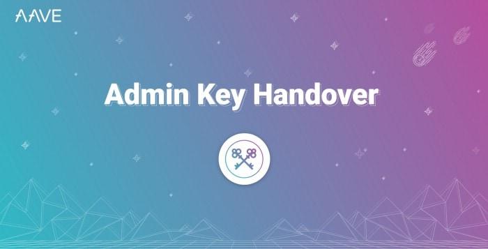 Aave Admin Key Handover