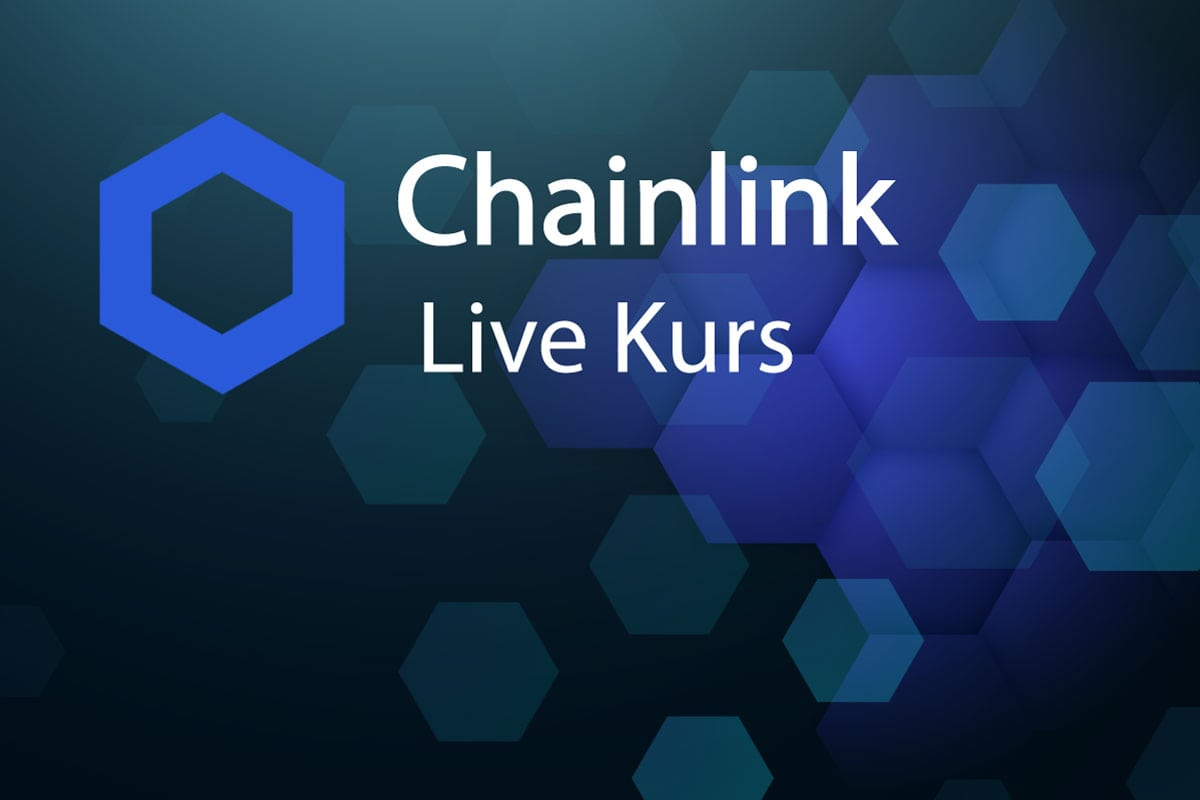 Chainlink Kurs Live