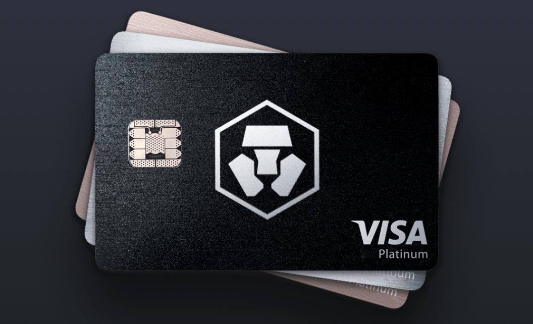 Crypto.com Kreditkarte
