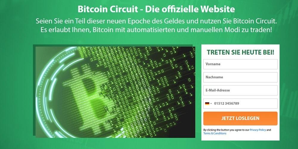 Bitcoin Circuit - profitables Investment oder dreister Scam?