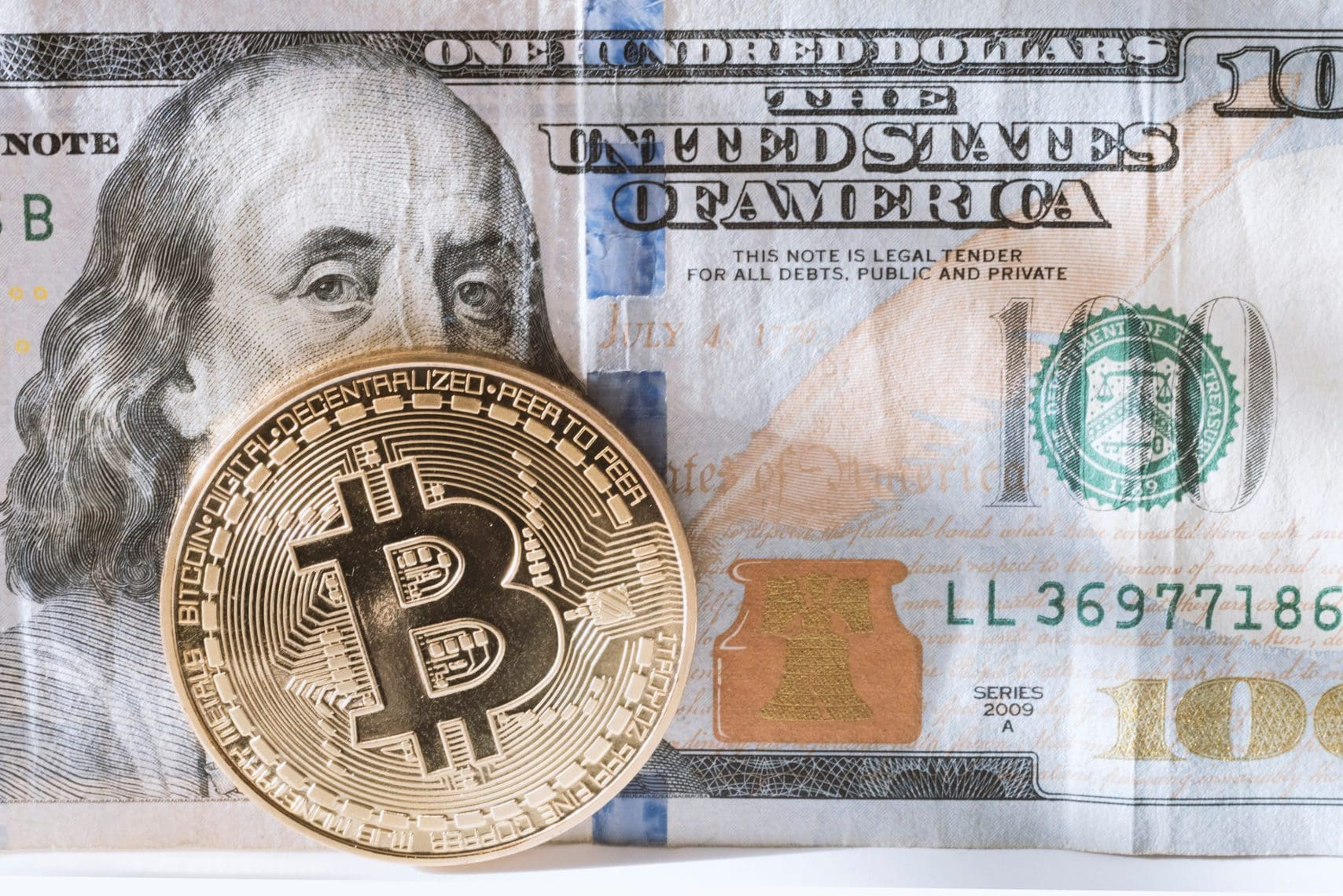 Bitcoin US-Dollar Federal Reserve Notenbank