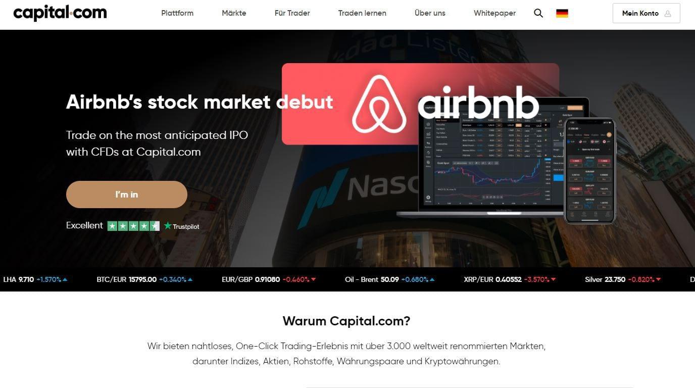Capital.com Efahrungsbericht