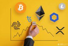 Großer Krypto-Preis-Crash: Kryptowährungen im freien Fall