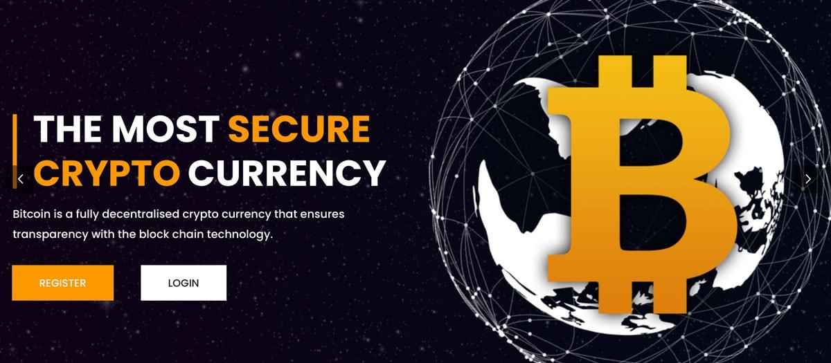 Bitcoin-Network Scam