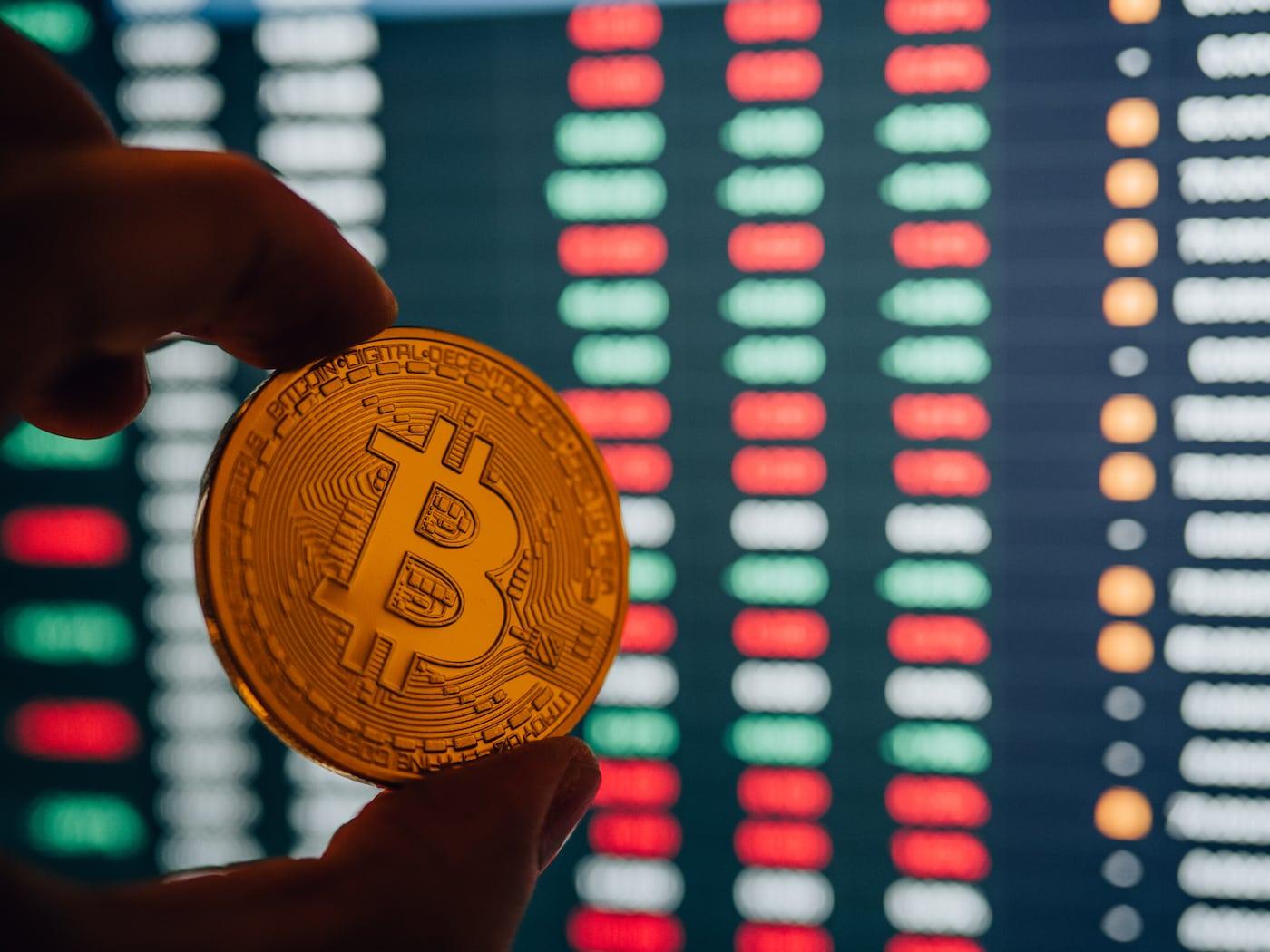 Bitcoin Korrektur