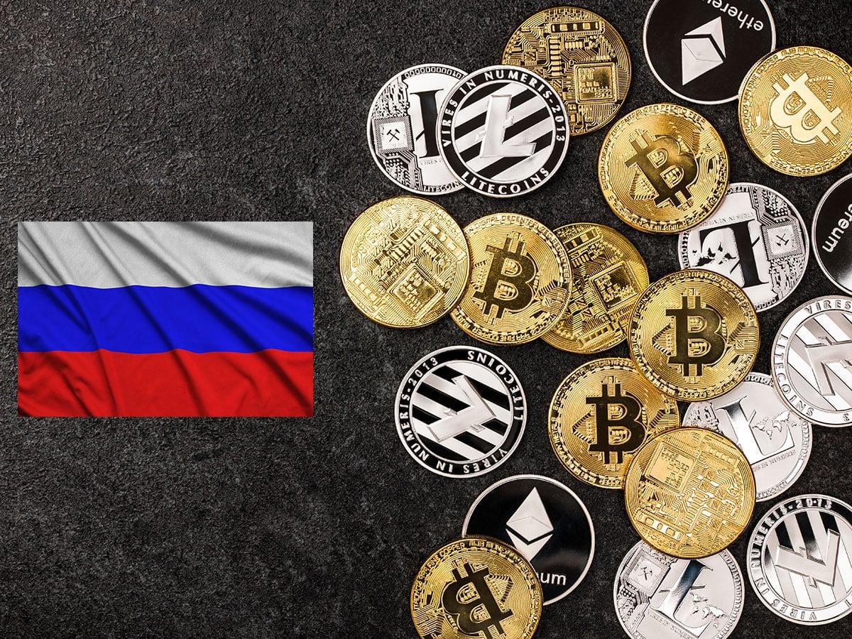 Russland Gesetz zur Besteuerung von Kryptowährungen