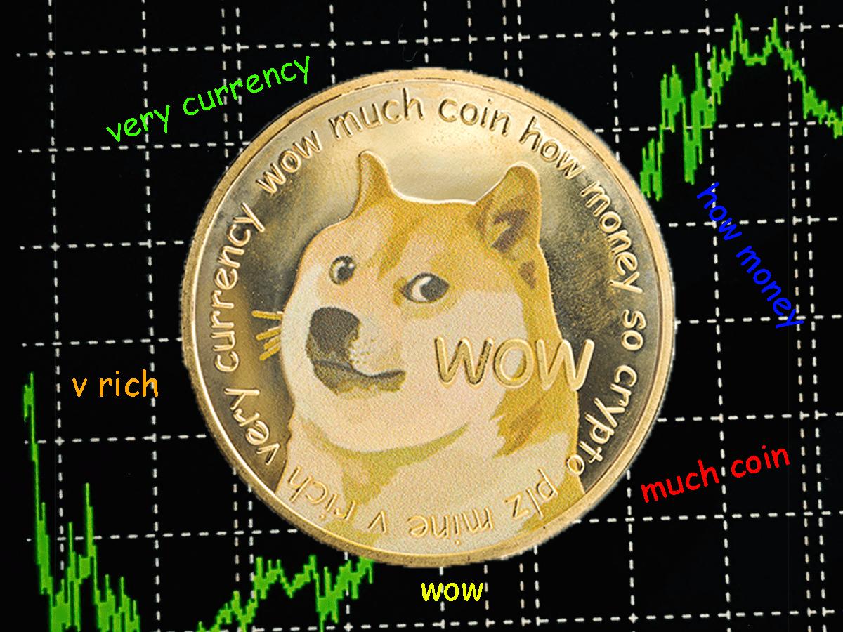Dogecoin Rally nimmt weiter Fahrt auf