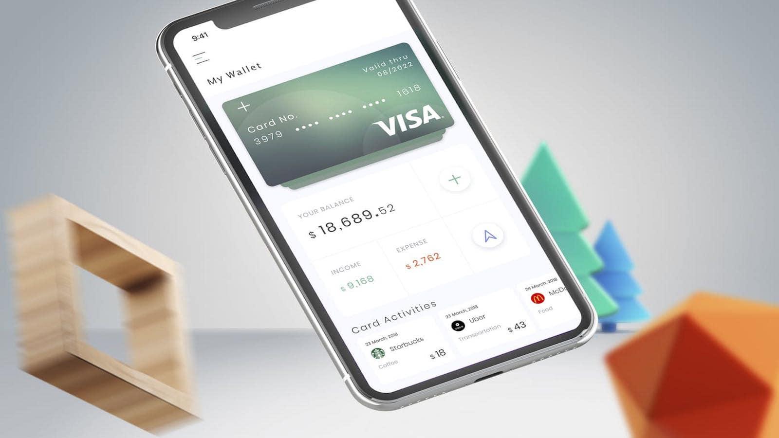 Visa akzeptiert Kryptowährung USD Coin (USDC)