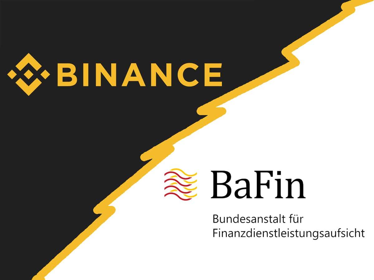 BaFin einigt sich nicht mit Binance