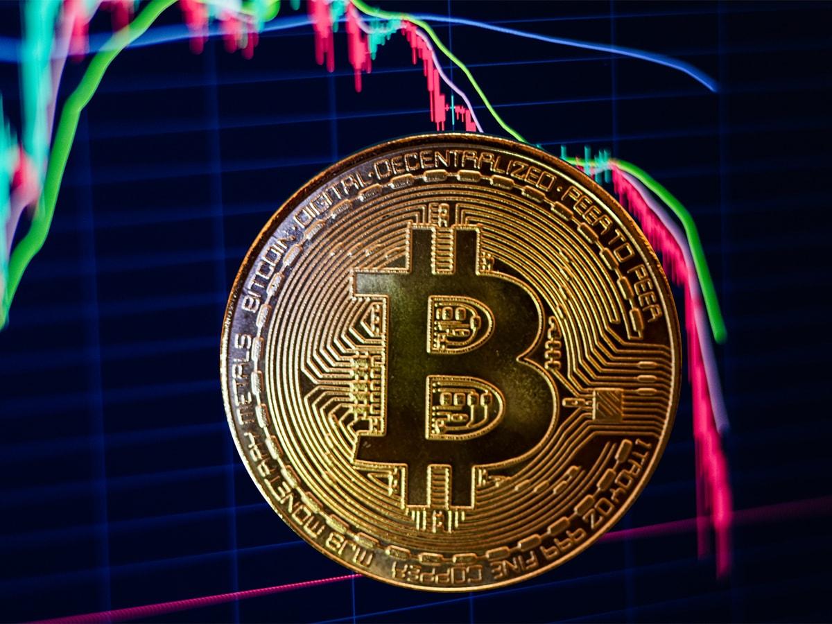 Bitcoin Preis sinkt auf Dreimonatstief