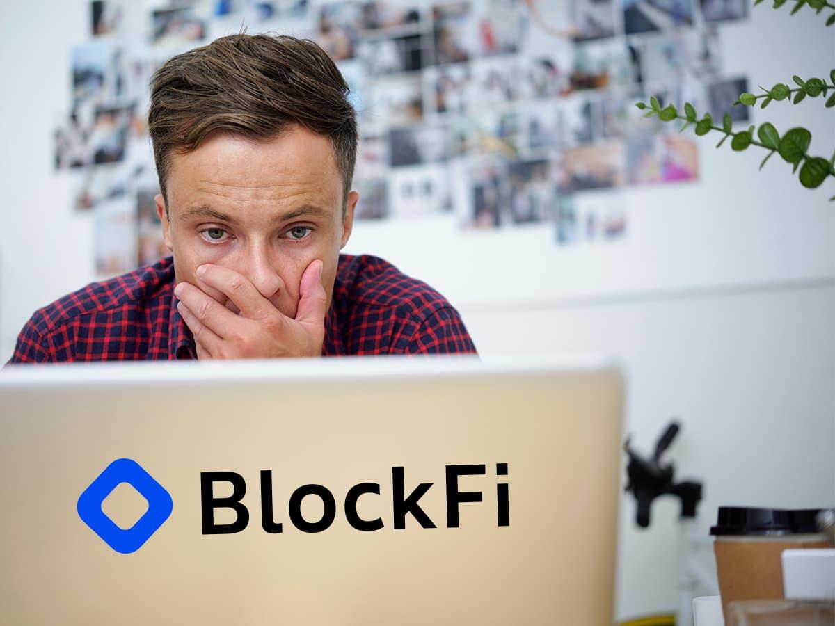 BlockFi Fehler bei Promo Ausschüttung
