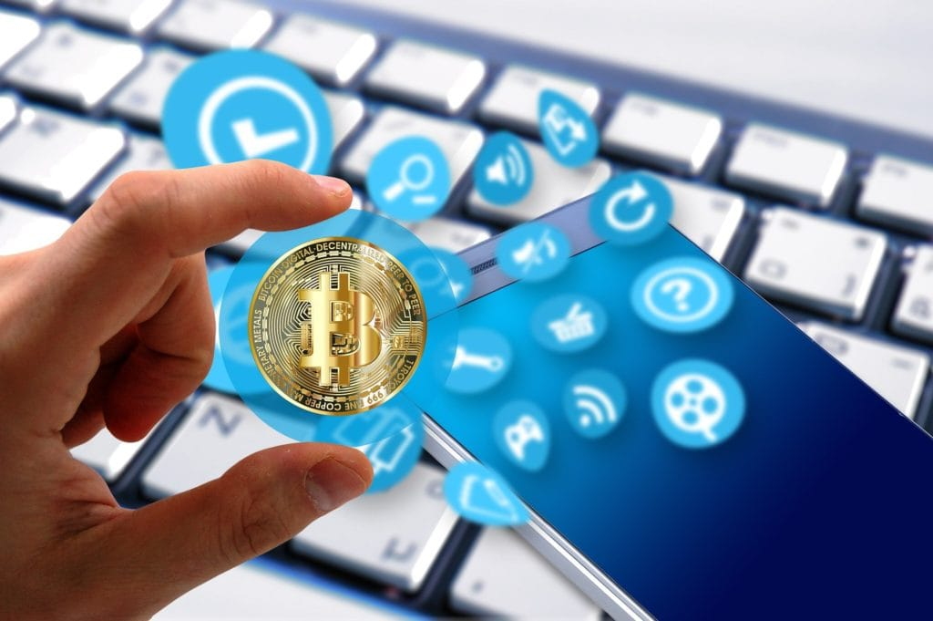 Mobiles Bezahlen mit Bitcoin