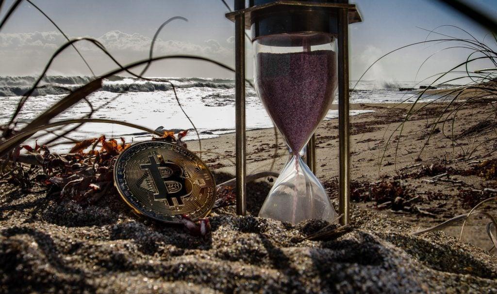 Bitcoin_Zeit_Sanduhr