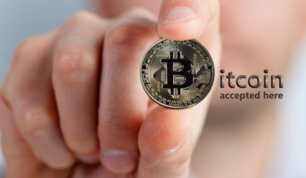 Bitcoin akzeptiert