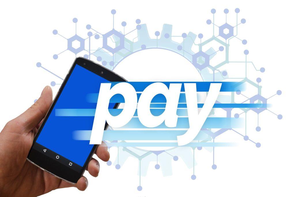 Mit Smartphone bezahlen
