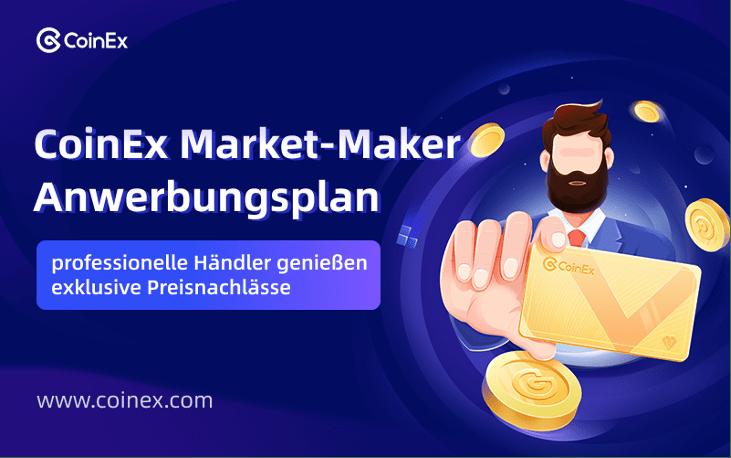Coinex Market Maker